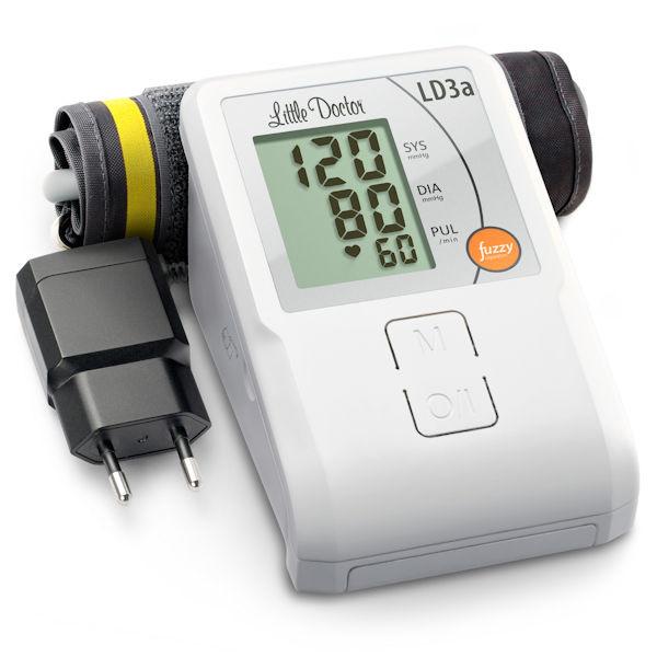 Little Doctor LD3a Automata felkaros vérnyomásmérő hálózati